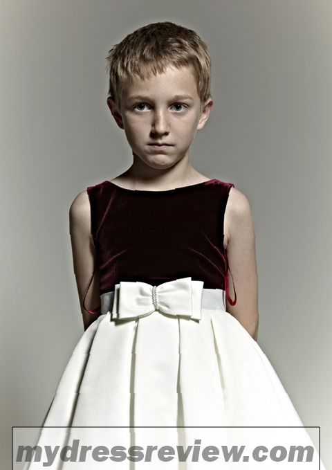 Pictures Of Boys Wearing Dresses - Different Occasions