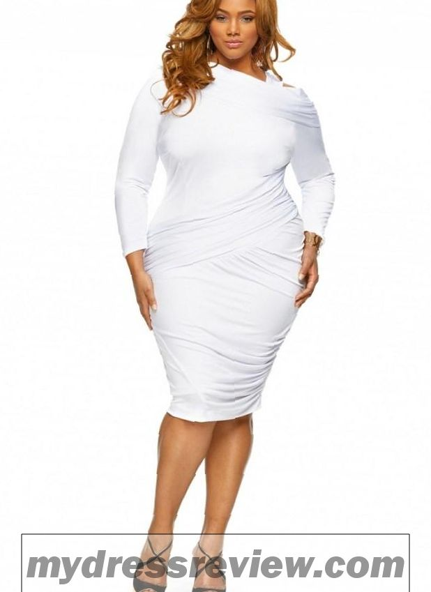 All White Party Dresses For Plus Size And Make Your Evening ...