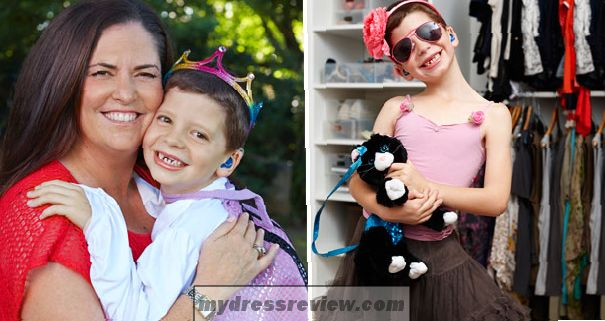 I Like To Dress My Son As A Girl : Make You Look Like A Princess