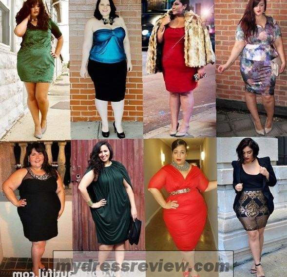 Night Out Plus Size Dresses & How To Pick