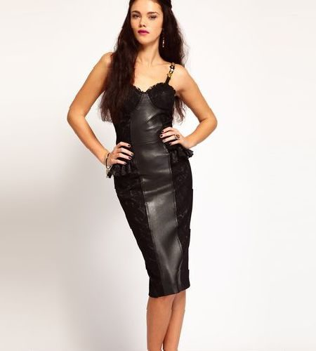 black-leather-dress-river-island-and-18-best