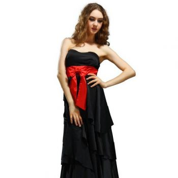 cheap-long-black-bridesmaid-dresses-fashion-outlet