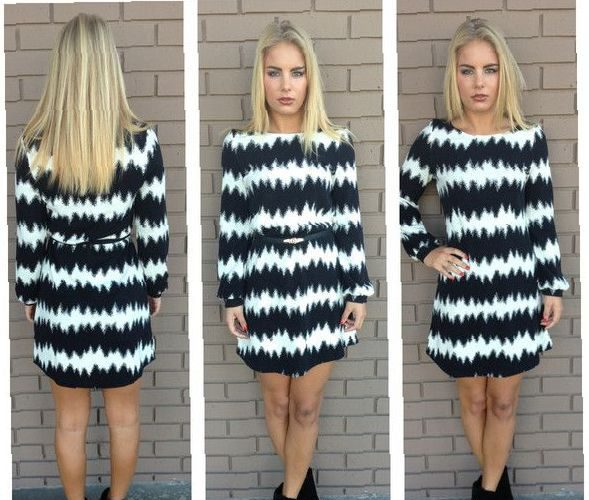 chevron-long-sleeve-dress-choice-2017