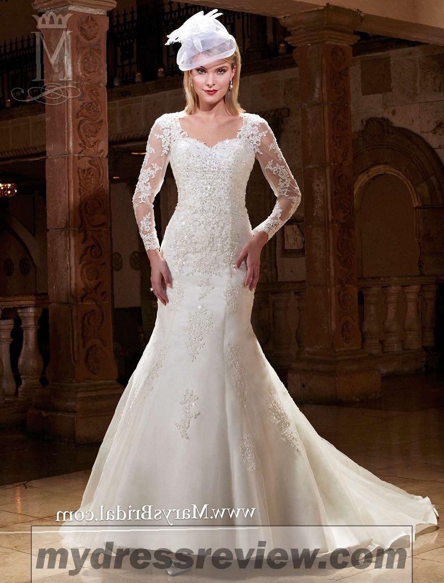 Flared Sleeve Wedding Dress Amp Make You Look Like A