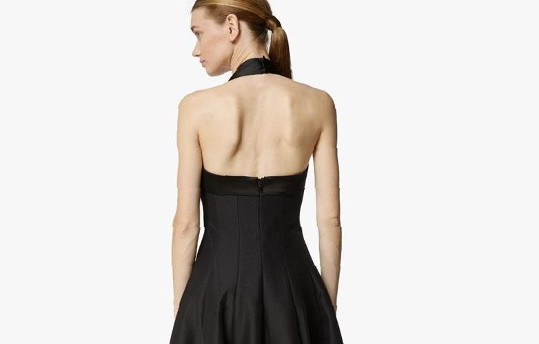 long-black-satin-bridesmaid-dresses-and-popular