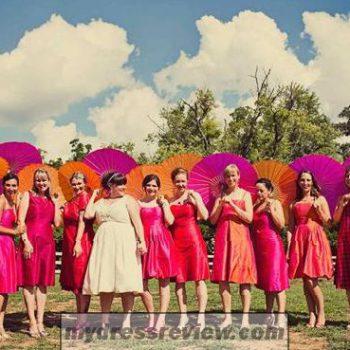 orange-red-bridesmaid-dresses-popular-choice-2017