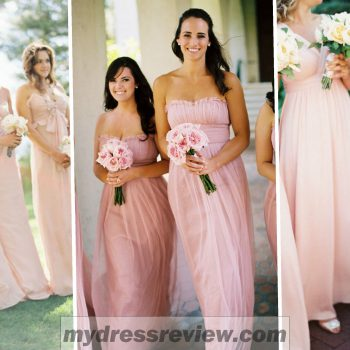 886532e882 Red And Gold Wedding Bridesmaid Dresses – Look Like A Princess 2017