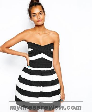 river-island-strapless-dress-fashion-outlet-review