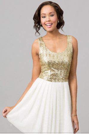 short-sparkly-gold-dress-choice-2017