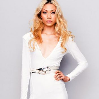 white-fitted-bodycon-dress-be-beautiful-and-chic
