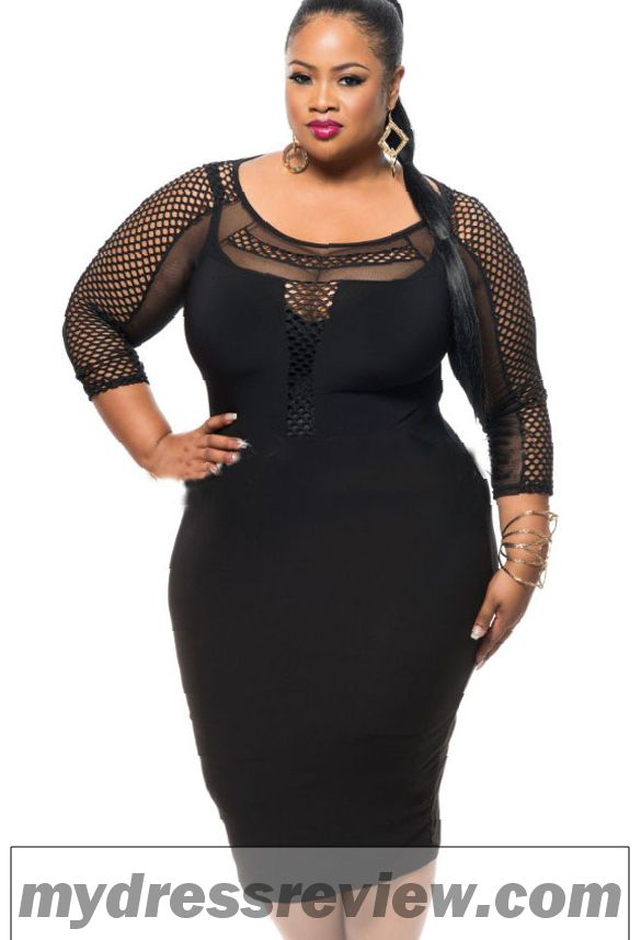 Black Lace Bodycon Dress Plus Size & 18 Best Images