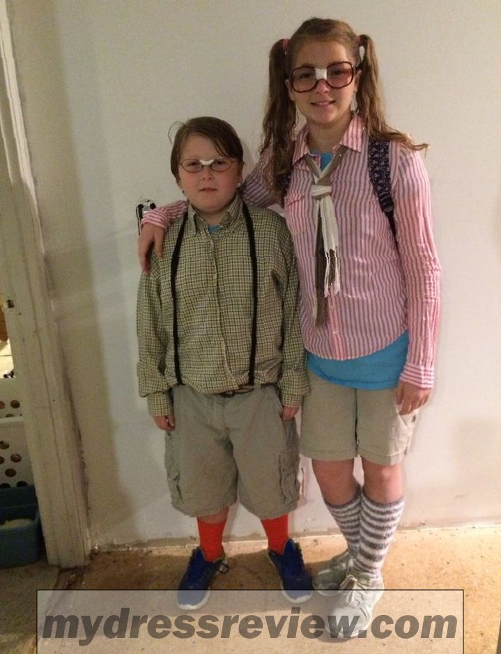 Boy Dressed As A Girl For A Day & 2017 Fashion Trends