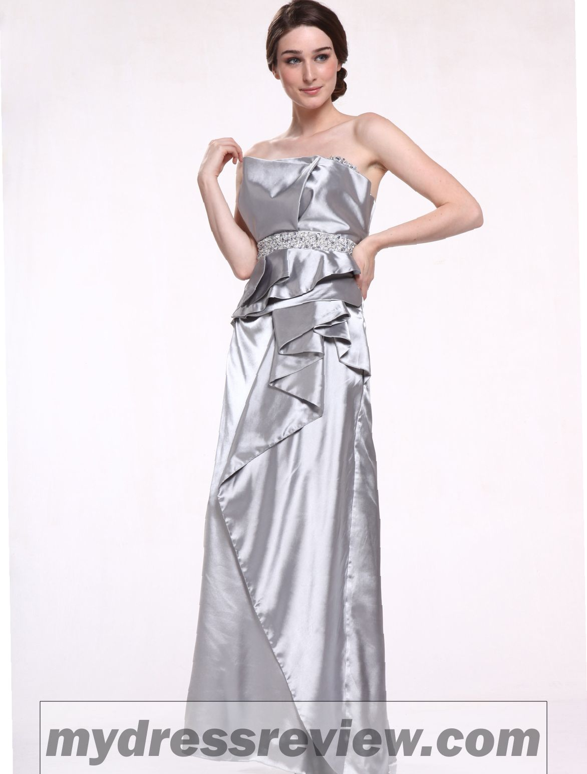 Floor Length Strapless Dress & Clothing Brand Reviews
