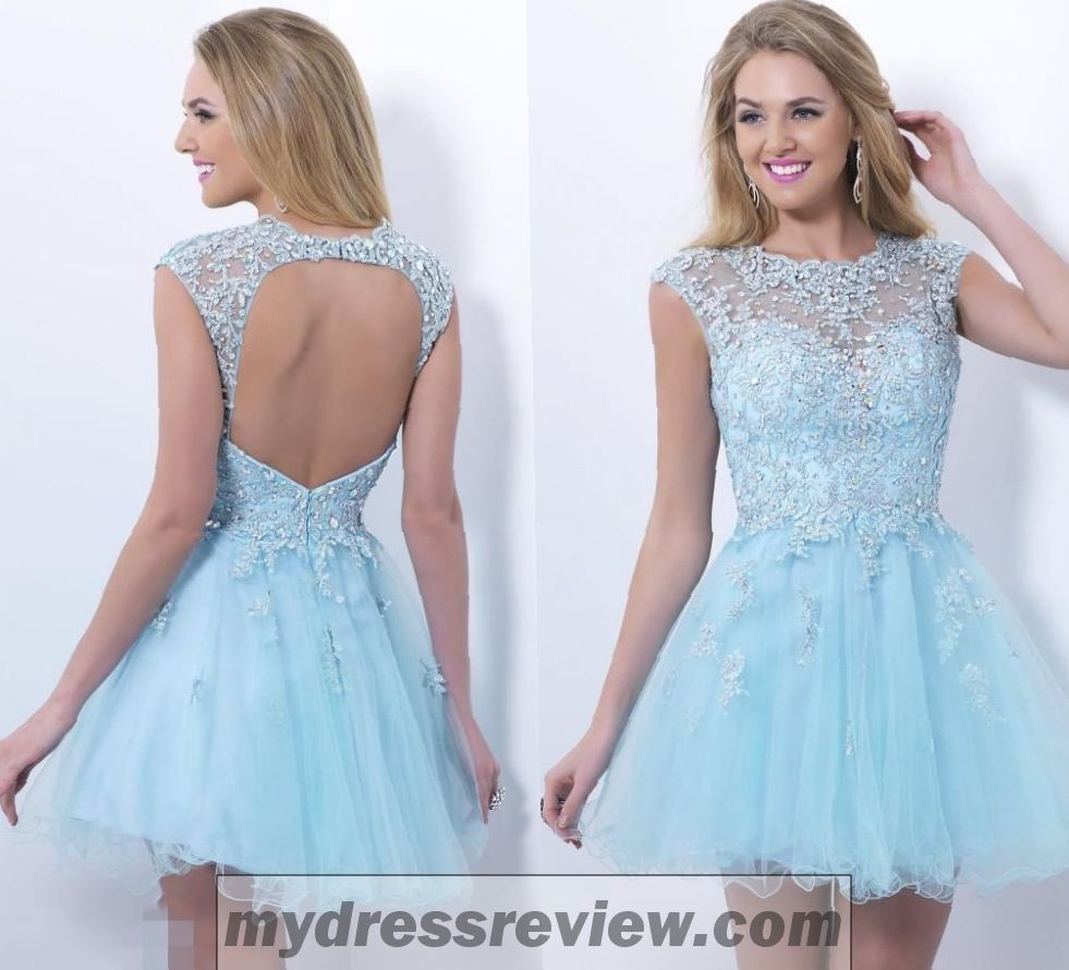Party Short Dresses Backless And Top 10 Ideas