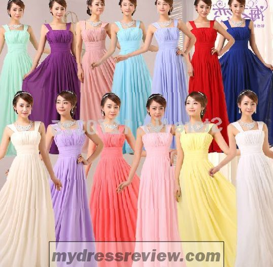 Red And Yellow Bridesmaid Dresses & Review 2017