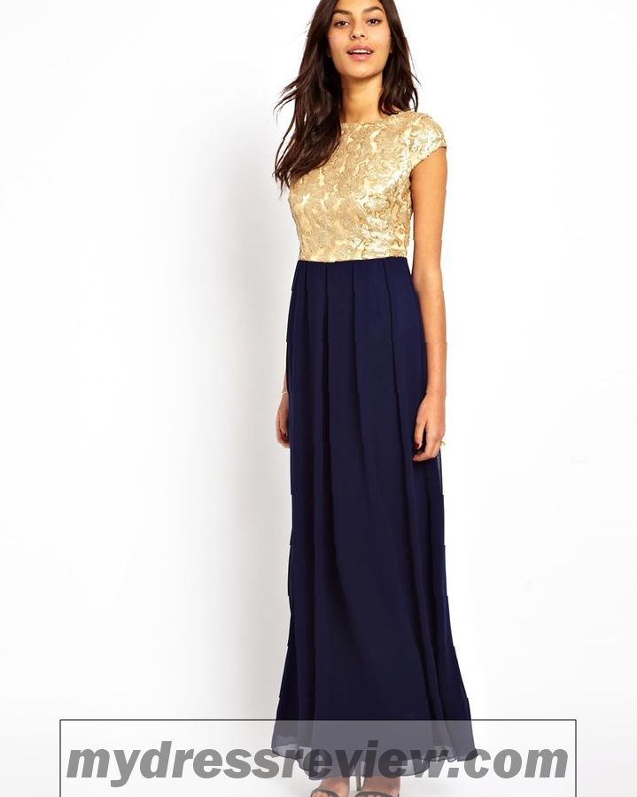 Sequin Bodice Maxi Dress : Where To Find In 2017