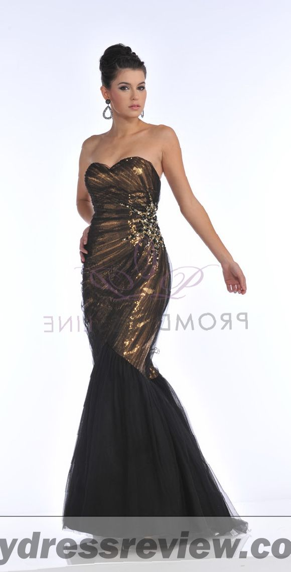 Long Gold Dresses Under 100