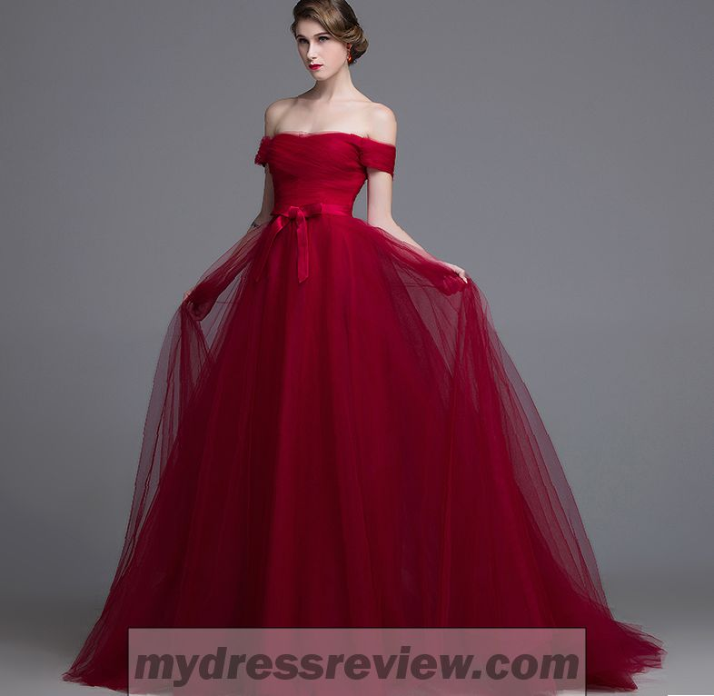 Off Shoulder Ball Dress & Where To Find In 2017