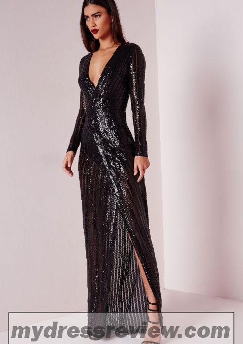 Sequin Maxi Gown & How To Pick