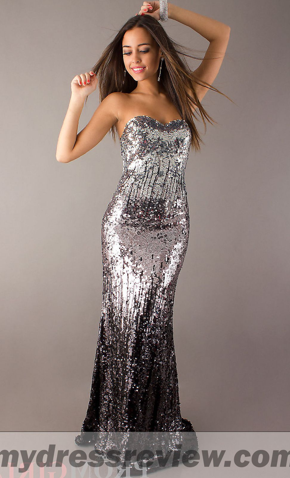 Silver Sequin Strapless Dress & Things To Know Before Choosing ...
