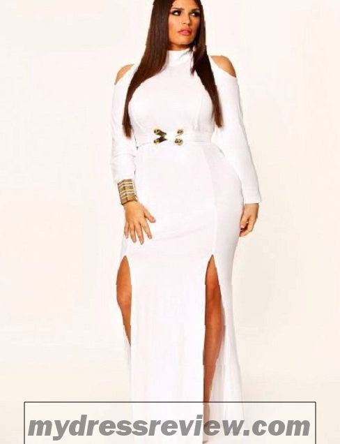 White Plus Size Graduation Dresses And Trend 2017-2018 ...