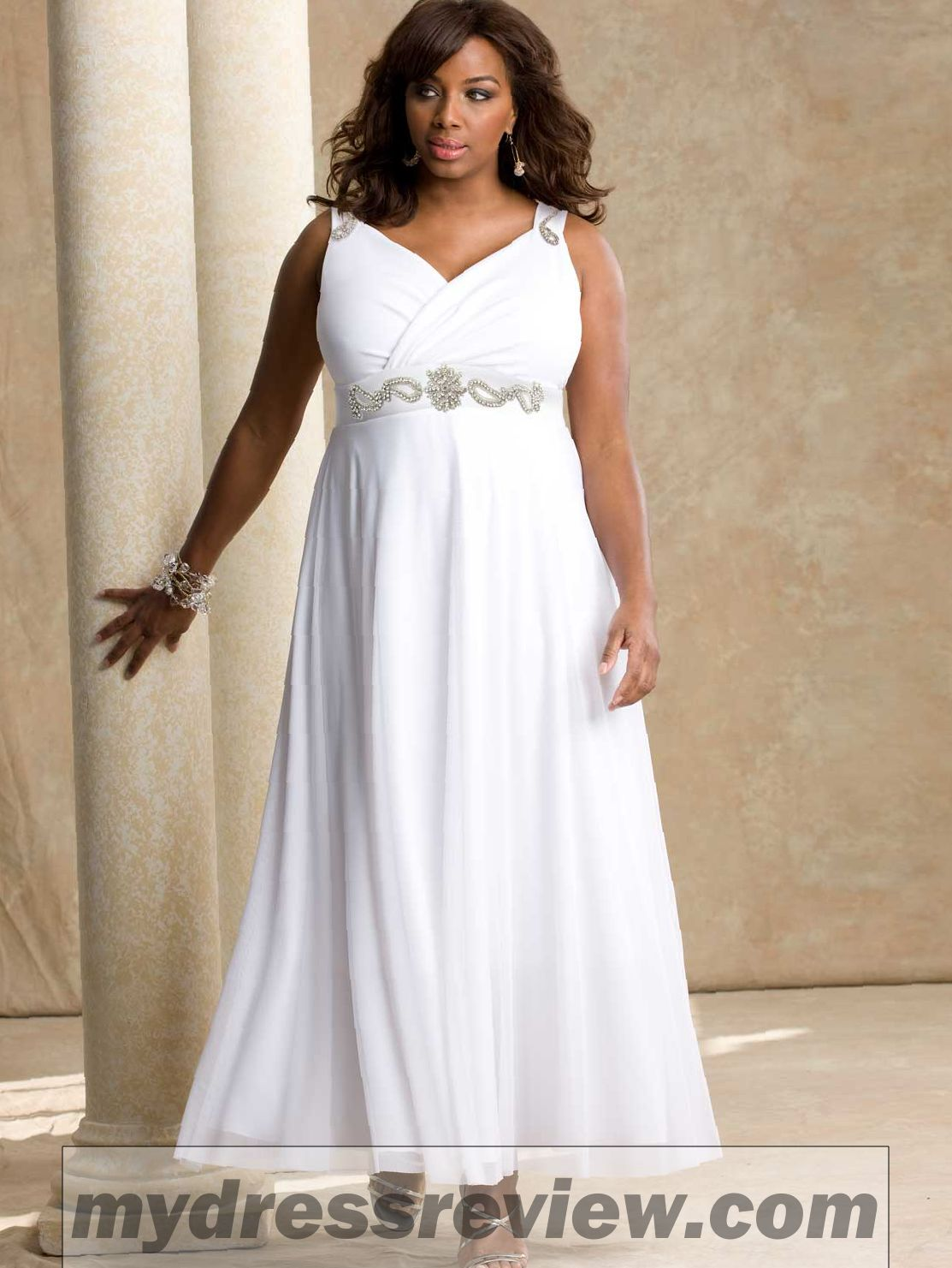 white plus size graduation dresses and trend 20172018