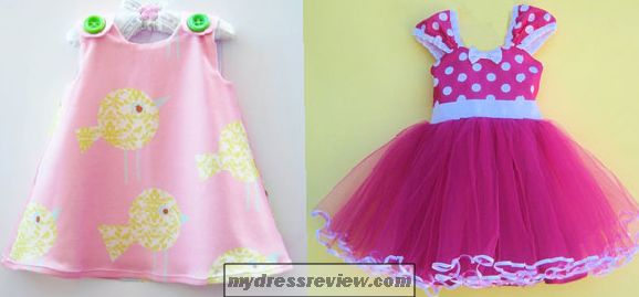 2 Year Baby Girl Party Dress And Style 2017-2018