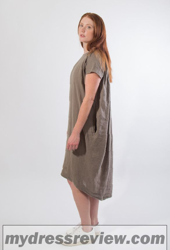 a515cffd1e7 Black crane cocoon dress short sleeve dress in solid or striped linen.