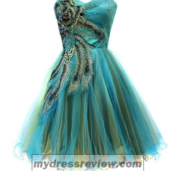 Blue Green Formal Dress And Popular Styles 2017