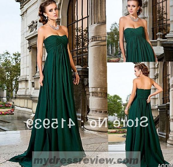 Emerald Dresses Wedding & Choice 2017