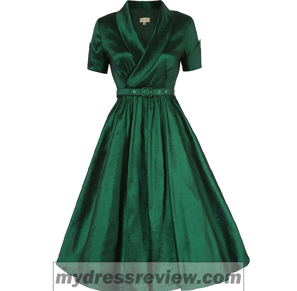 Emerald Green Dress And Accessories & Make You Look Like A ...