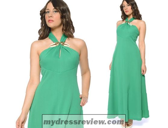 Emerald Halter Dress & How To Pick