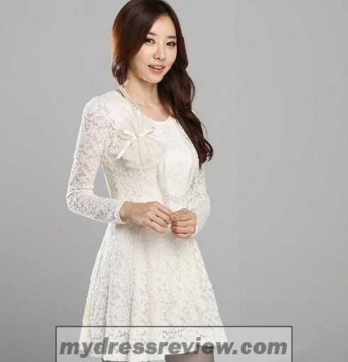 Lace Top Dress White : Perfect Choices