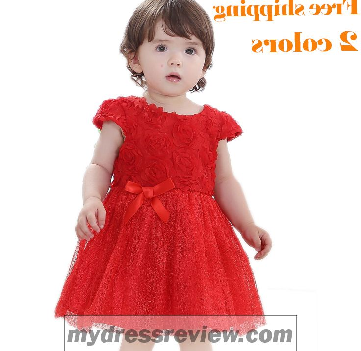 Red Dress 18 24 Months : New Trend 2017-2018
