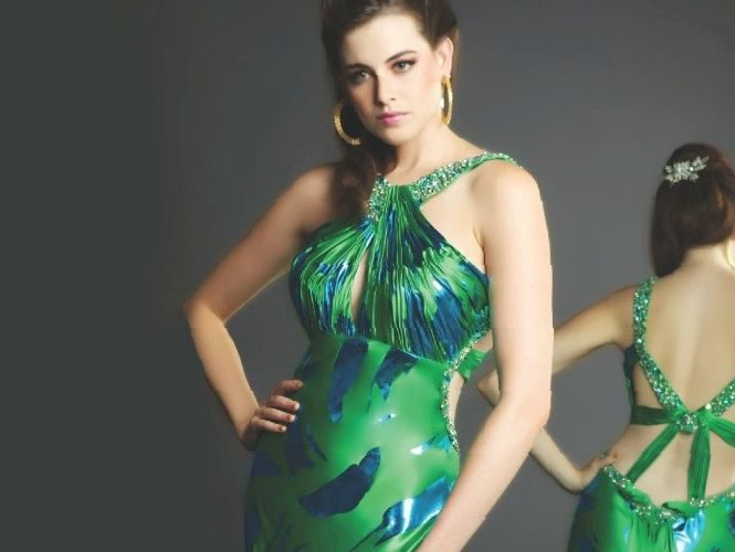 blue-green-formal-dress-and-popular-styles-2017