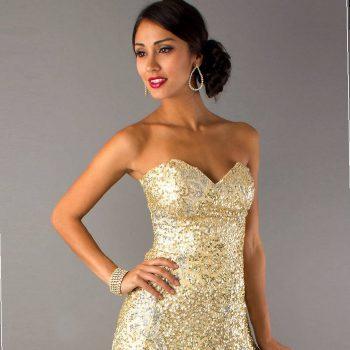 glitter-dress-gold-18-best-images