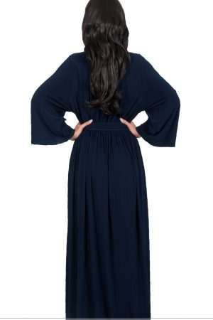 long-sleeve-kimono-maxi-dress-and-trend-2017-2018