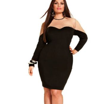 plus-size-dresses-in-black-and-18-best-images