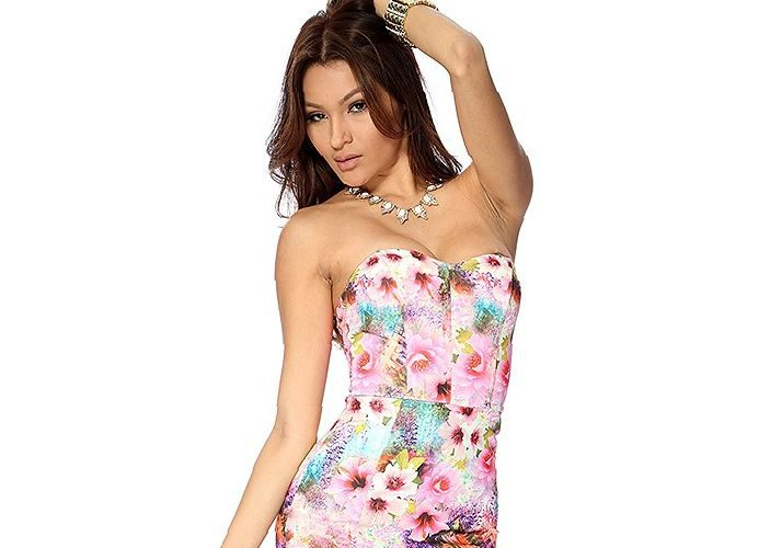 red-floral-bodycon-dress-and-new-fashion
