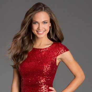 sequin-short-sleeve-dress-clothes-review