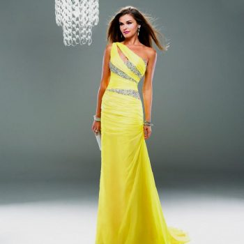 yellow-dress-sale-fashion-outlet-review