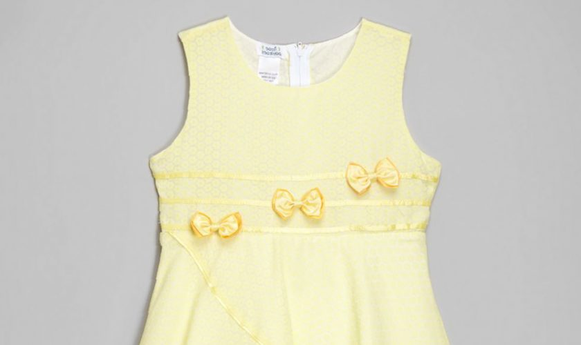 yellow-dress-with-bow-different-occasions